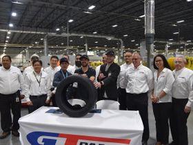 GT Radial Brand Returns to Formula Drift Series
