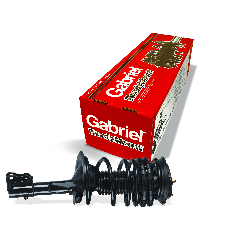 Gabriel: more than 140 ReadyMount strut SKUs