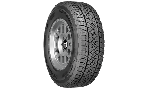 General Tire Introduces New GRABBER APT