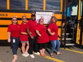 On Aug. 24, Gloucester County (Va.) Public Schools celebrated its annual Back to School...