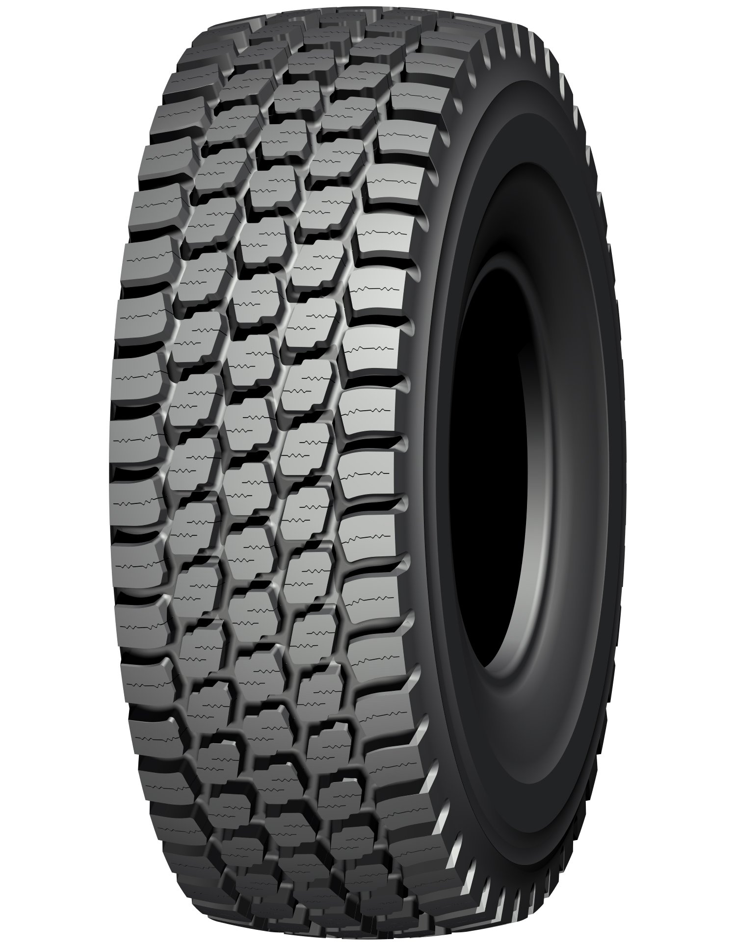 Goodyear Completes AS-3A Tire Size Lineup