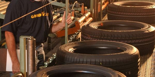 Goodyear Tire and Rubber Co. will temporarily suspend its manufacturing in the U.S. and across...
