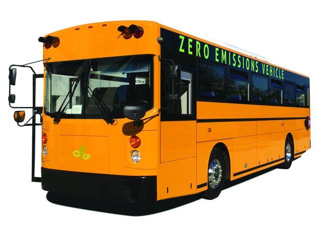 California School District Orders 2 GreenPower Electric School Buses