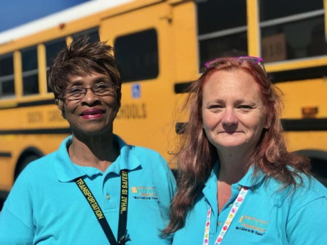 Driver, Aide Save Special-Needs Students in School Bus, Tractor-Trailer Crash