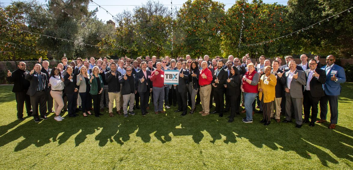 A group shot from TBX 2020, which again brought buyers and sellers together over a jam-packed...