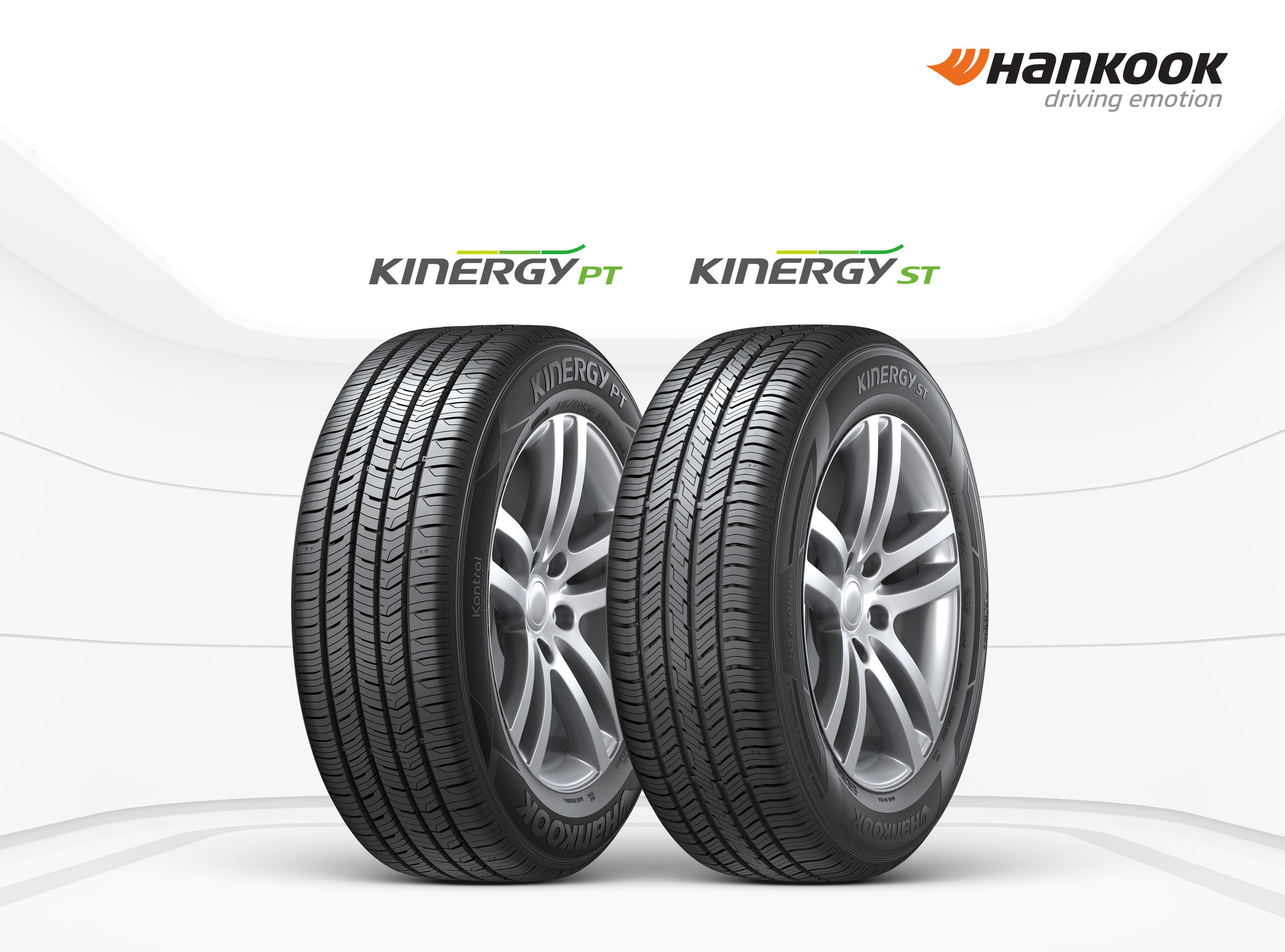 Hankook Extends Size Range of Two Kinergy Tires