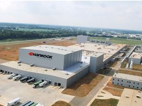 Hankook Plans Two-Week Plant Shutdown in Tennessee