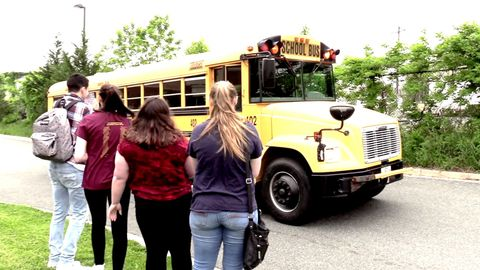 School Bus Songs: 'Obey the Driver'