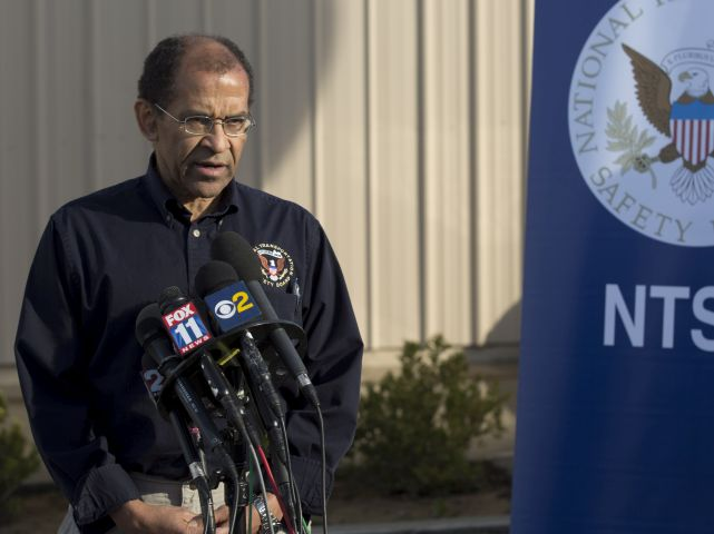 Christopher Hart Concludes Term as NTSB Chairman
