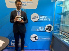Hatco Features Tire Repair Materials and Wheel Weights at SEMA