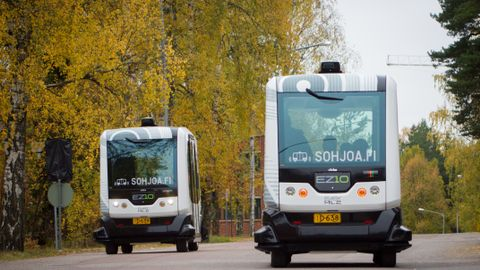 """Mobility as a Service"" (MaaS), a term coined first in Helsinki, Finland, features a suite of..."
