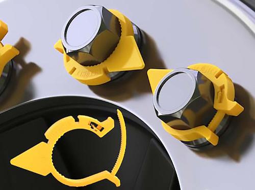 Ken-Tool Introduces Multi-Size Loose Wheel Nut Indicators