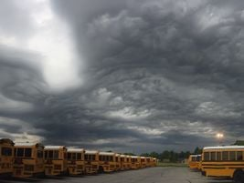 Honorable Mention: Judy Way of Noblesville (Ind.) Schools captured this shot just as the fast...