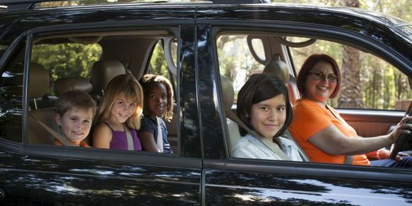Local agencies, school districts, and child ridesharing service HopSkipDrive teamed up on a...