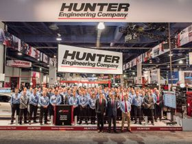 Hunter Is the SEMA Manufacturer of the Year