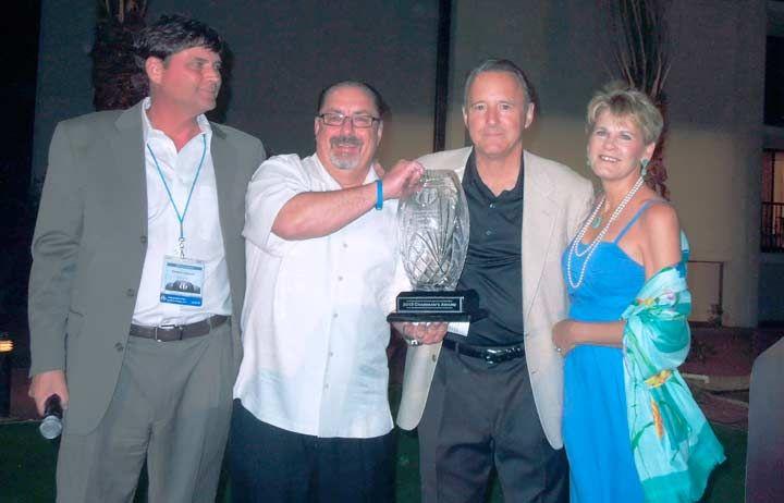 Cox receives prestigious award from ITDG