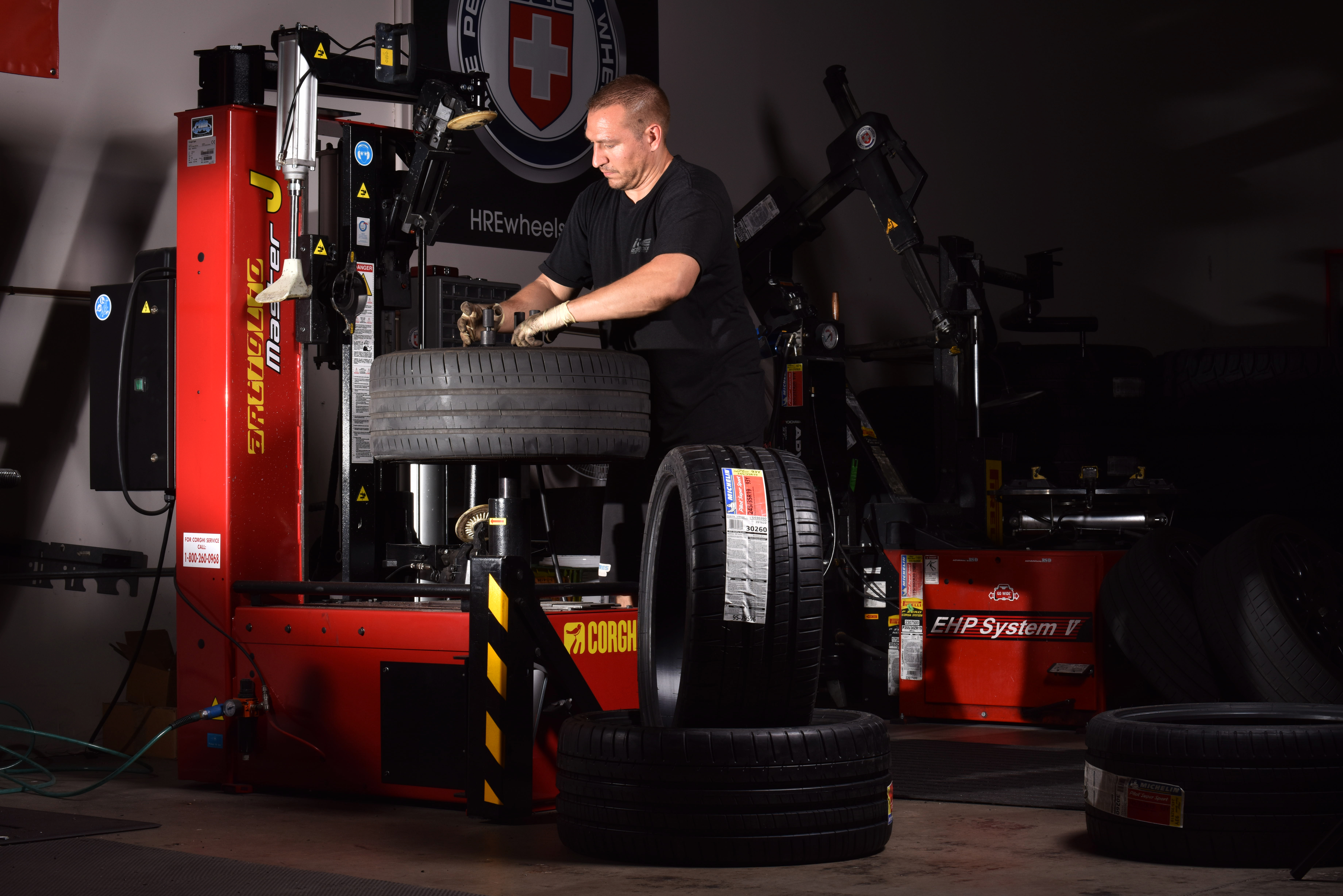 Eliminating Vibrations: Ice Performance Tires & Wheels Purges Problems Early