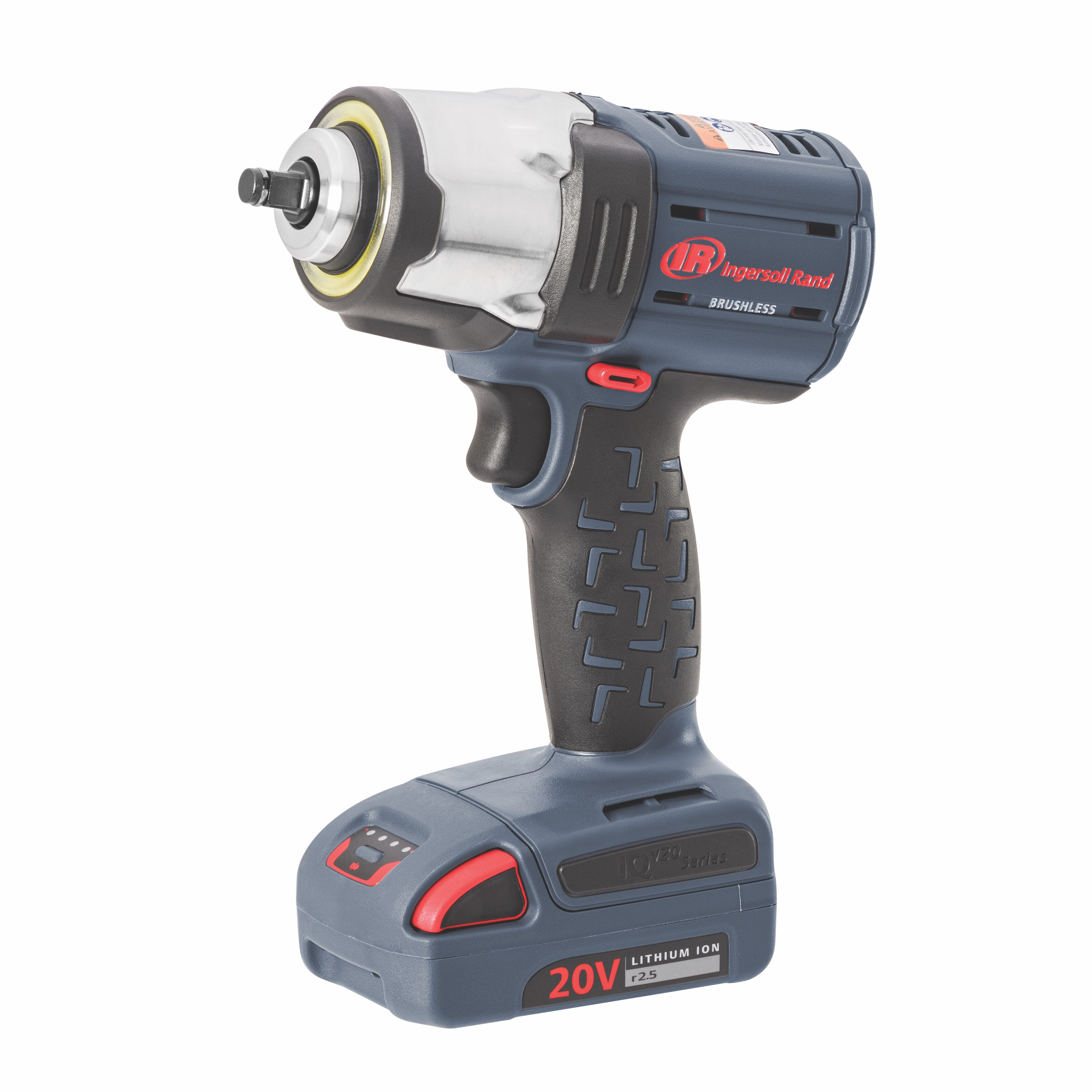 Ingersoll Rand Has New Compact Impact Wrench