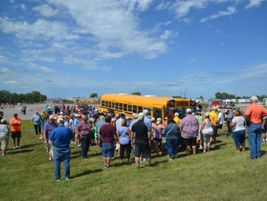 The 56th annual Iowa Pupil Transportation Association (IPTA) conference drew a total of 235...