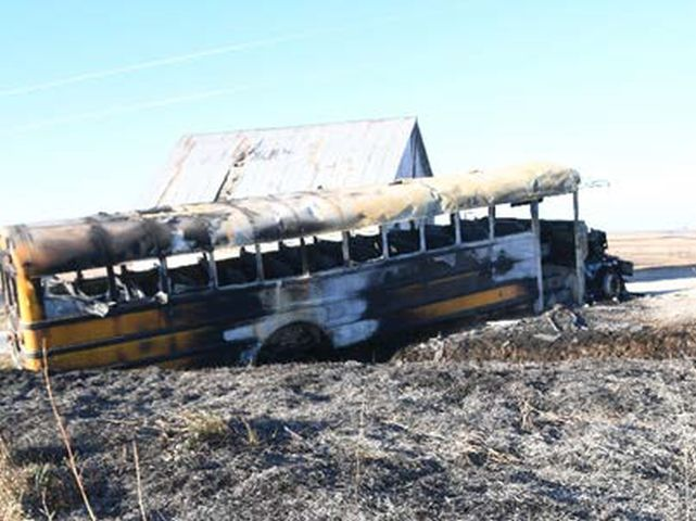 Iowa School Bus Fire: NTSB Releases More Details, But No Cause Yet