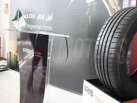 CITEXPO Welcomes Algeria's Lone Tire Maker