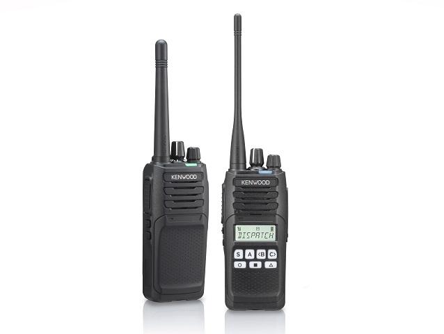 Multi-Protocol, Portable Radios