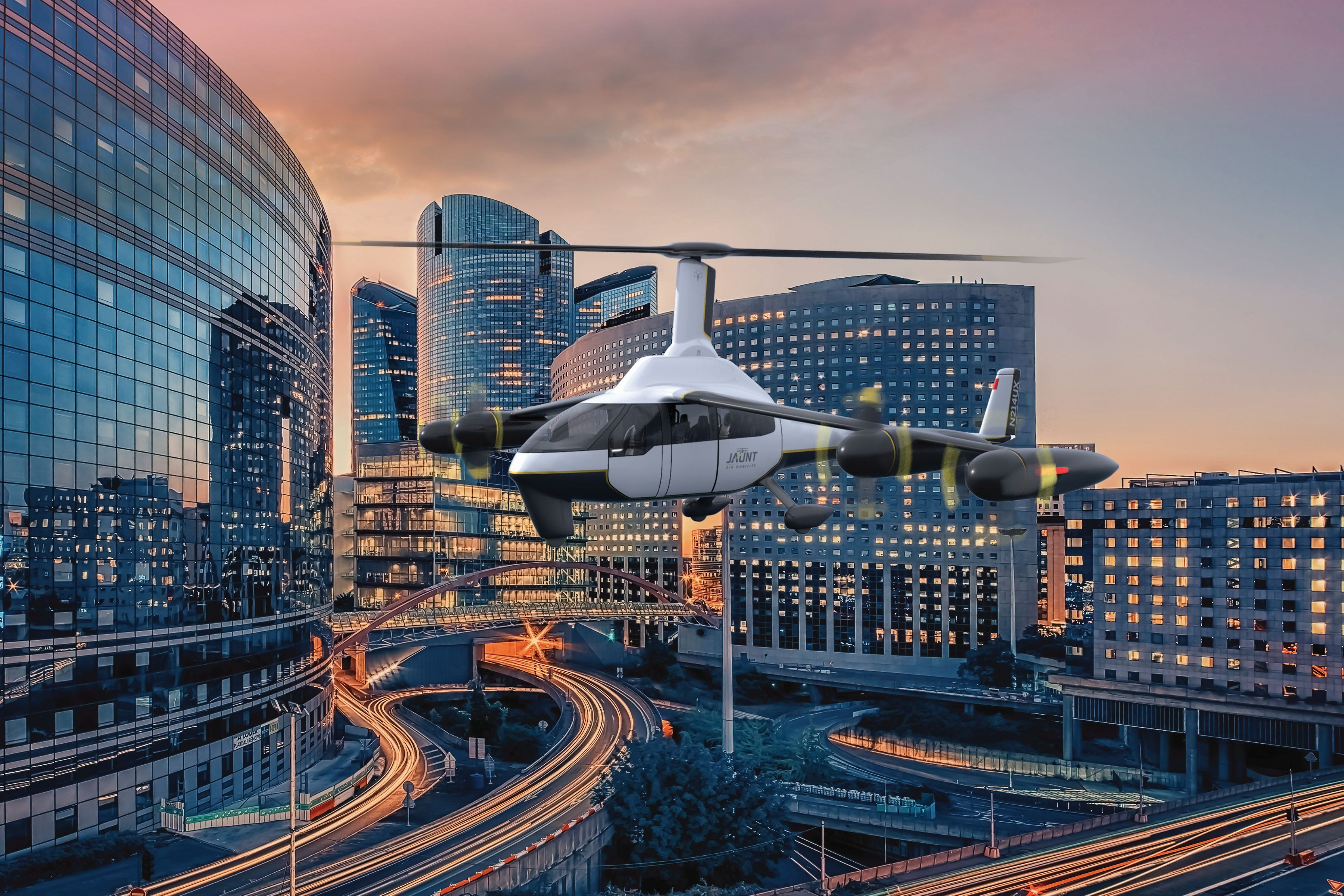 BAE, Jaunt partner on energy management for urban air mobility