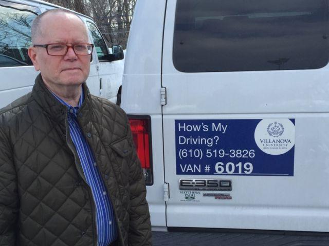 Pupil transportation veteran Jerry Rineer shifts to university job