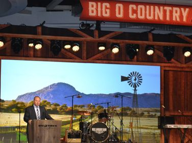 "John Kairys, vice president and general manager of Big O Tires, says ""tremendous opportunities..."