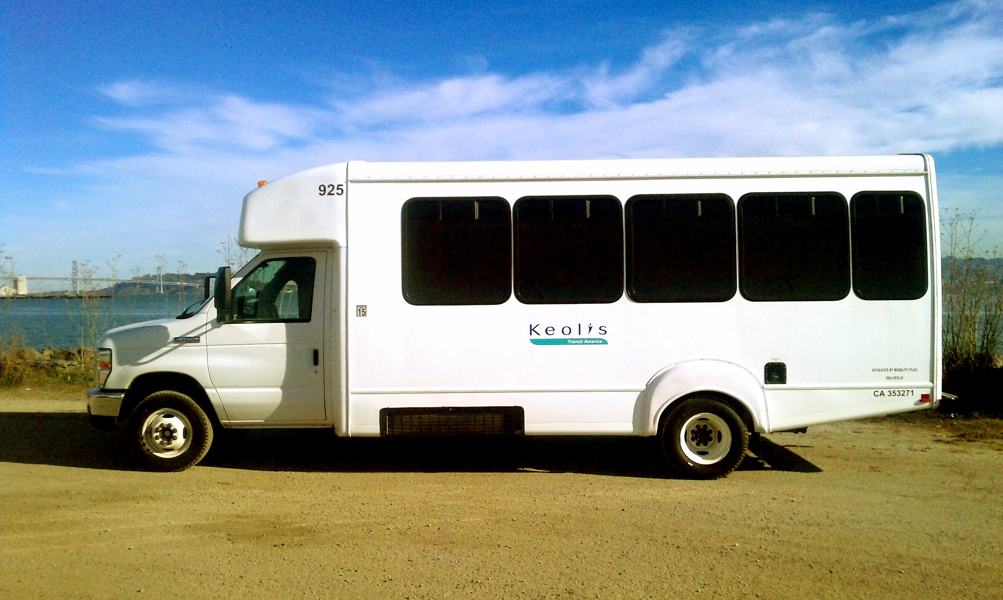 Keolis awarded contract for Los Angeles paratransit program