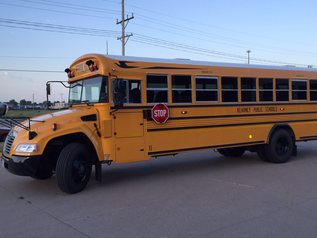 District to roll out student swipe card system on school buses