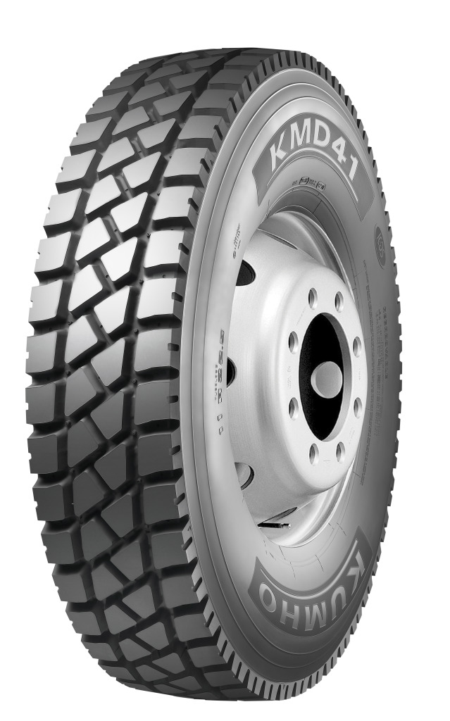 New Kumho truck tire goes on- and off-road