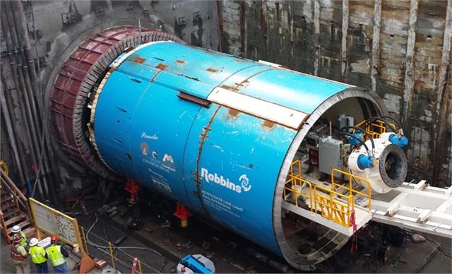 tunnel boring machine nasa - photo #37