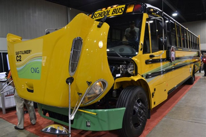 Thomas Built Buses >> PHOTOS: Highlights from Southeastern States - Management ...