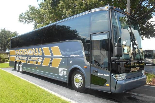 Abc Delivers Van Hool Cx Tx Coaches Motorcoach Metro