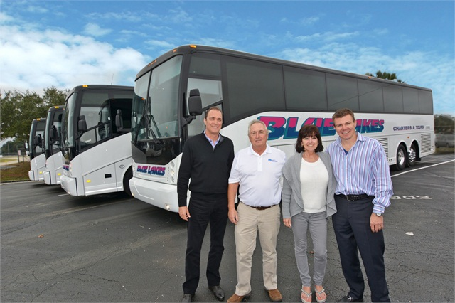 Abc Delivers Van Hool Cx45s To Mich Wis Motorcoach