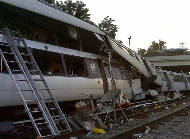 Rail workers involved in accidents face PTSD, depression