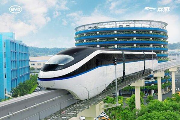 Egypt Explores Byd Monorail Feasibility Rail Metro