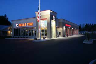 Belle Tire adds retail outlet in Michigan