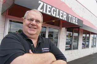 MTD names Bill Ziegler Tire Dealer of the Year