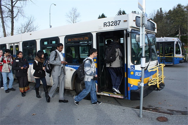 Tips For Improving The Bus Boarding  Alighting Process