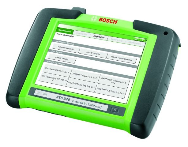 Bosch backs new diagnostic tool for -- 10 years!