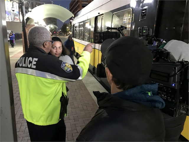 Security Jobs In Dallas >> DART staff join effort to communicate new security ...
