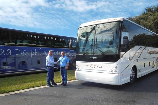 Fla Motorcoach Operations Announce Acquisition