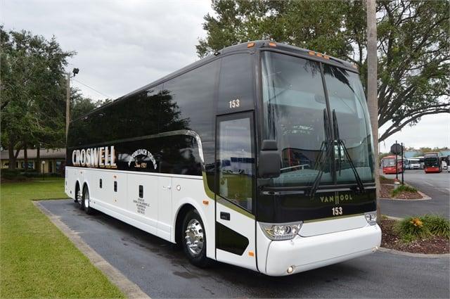 Abc Delivers 2 Van Hools To Ohio Operator Motorcoach