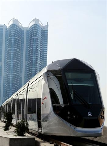 Catenary free tram system photo gallery metro magazine