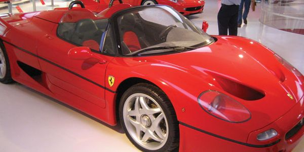 Manufacturers such as Ferrari epitomize the cutting edge of tire/vehicle system integration.