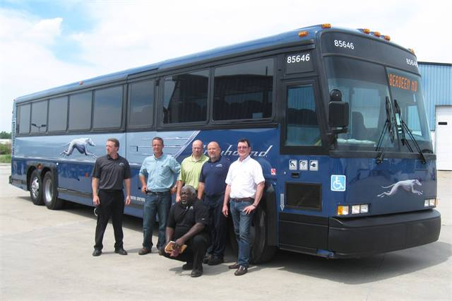 Abc Completes 400th Greyhound Refurb Motorcoach Metro