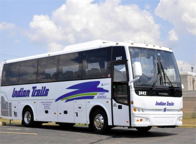 Prevost Motor Coach >> Mich S Indian Trails Adds Prevost Temsa Coaches Motorcoach