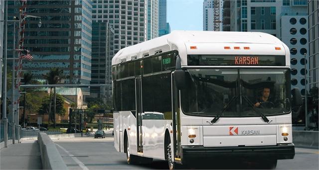 Karsan to unveil first Buy America bus at UITP World Global Transport Summit